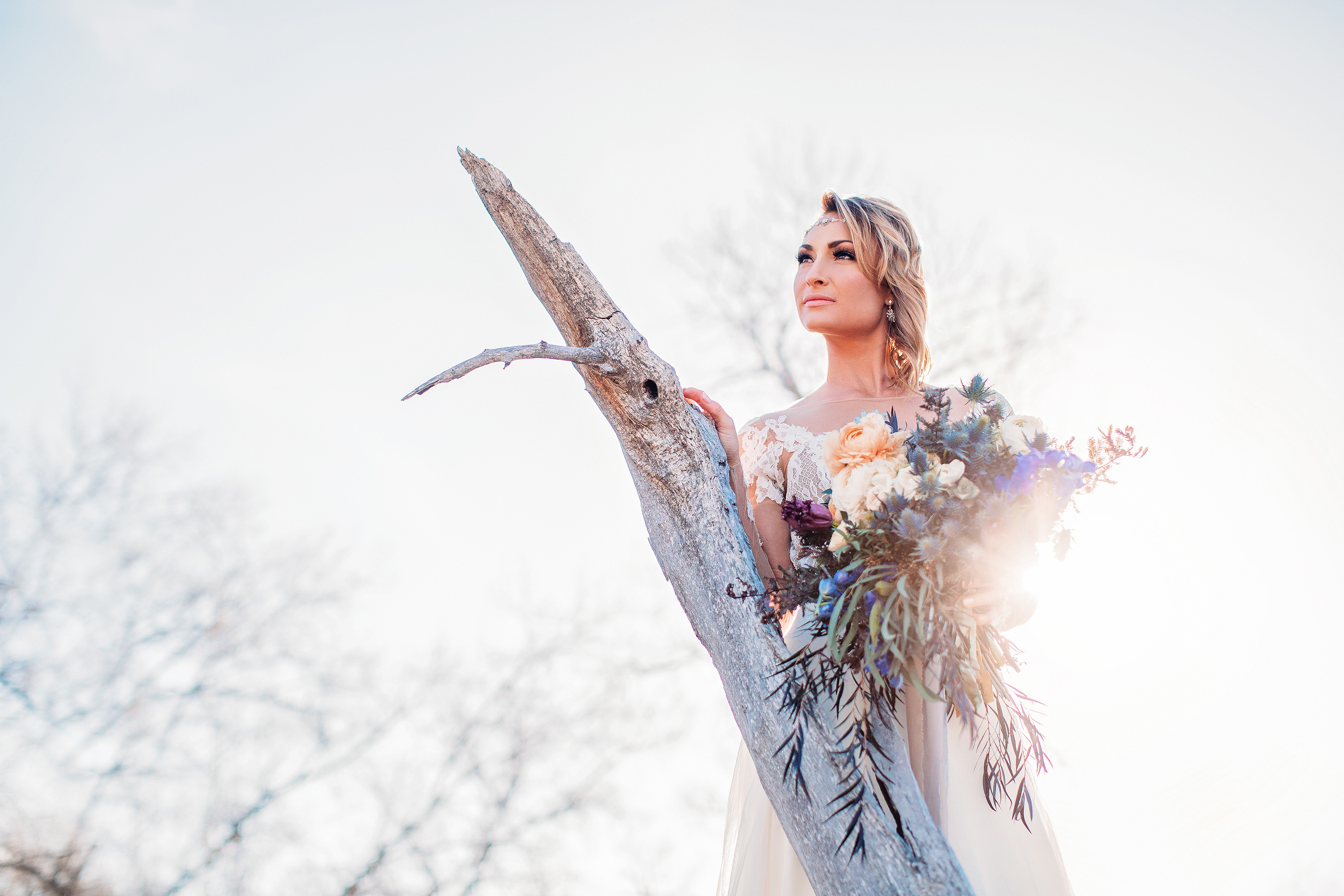 Styled Montana Bride: Stephanie